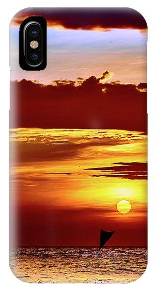 Sail Away... IPhone Case