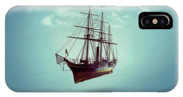 Sailed Away IPhone Case