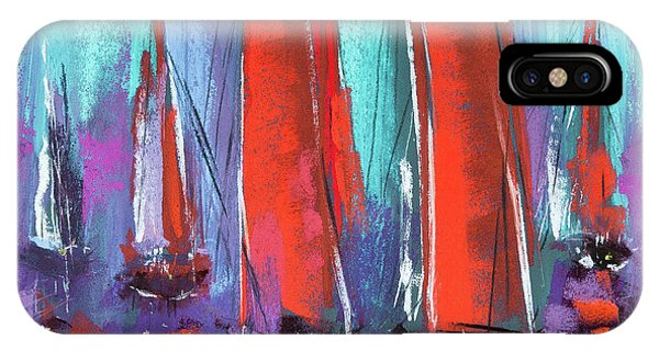 iPhone Case - Sailing by David Patterson