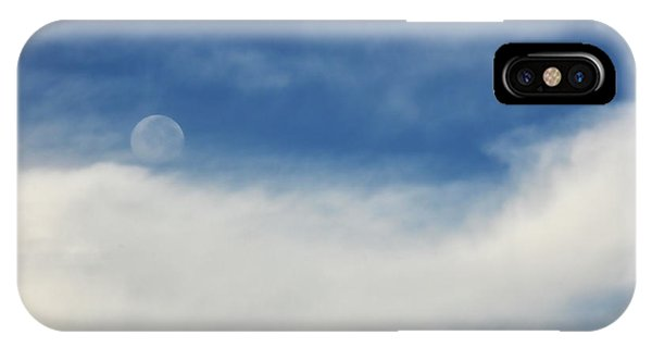 Sailing On A Cloud IPhone Case