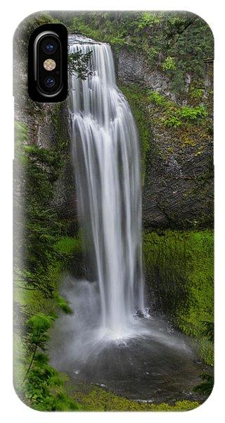 IPhone Case featuring the photograph Salt Creek Falls by Matthew Irvin