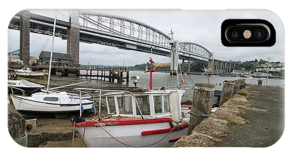 Northern Scotland iPhone Case - Saltash by Martin Newman