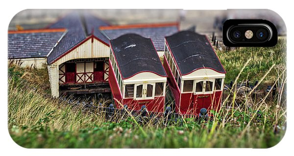 Saltburn Tramway IPhone Case