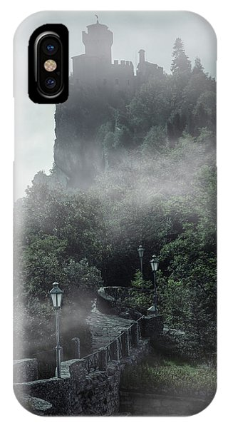 iPhone Case - San Marino At Dawn by Jaroslaw Blaminsky