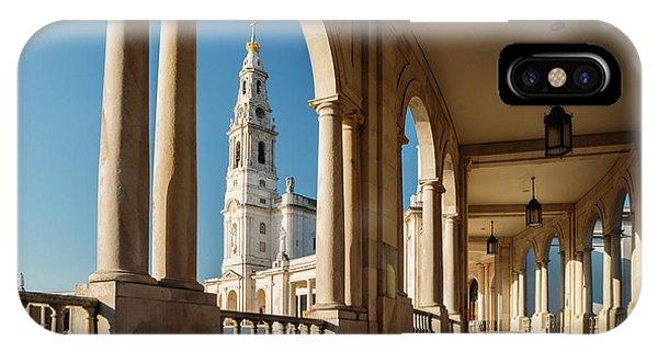 Sanctuary Of Fatima, Portugal IPhone Case