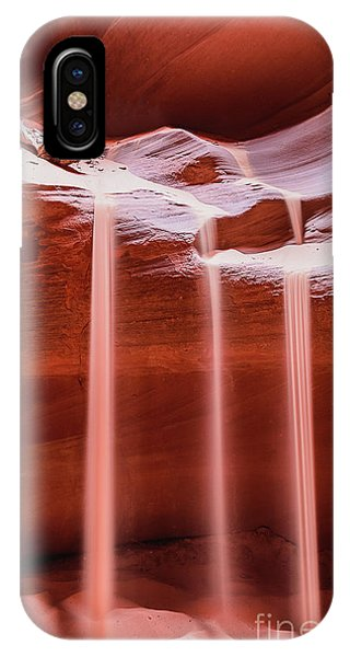 IPhone Case featuring the photograph Sand Of Time by Dheeraj Mutha