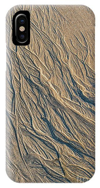 Tidal iPhone Case - Sandmotion by Tim Gainey
