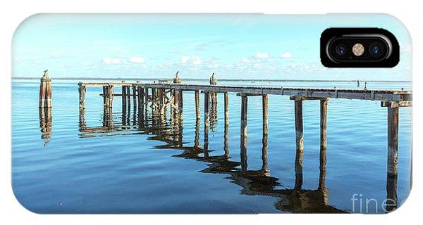 Sanford Abandoned Dock-1628 IPhone Case