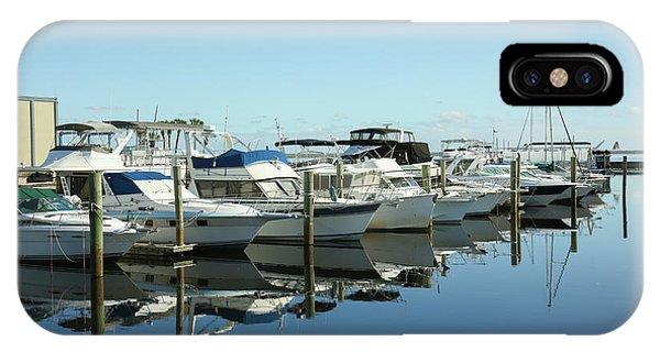 Sanford-marina-1602 IPhone Case