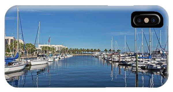 Sanford-marina-6692 IPhone Case
