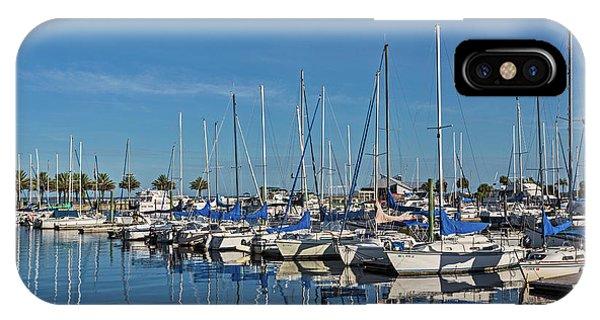Sanford-marina-6698 IPhone Case