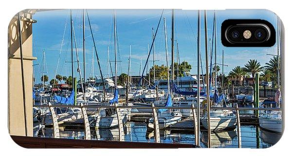Sanford Riverwalk-6701 IPhone Case