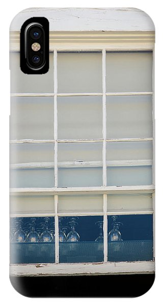 IPhone Case featuring the photograph Santa Fe Window by Jeff Phillippi