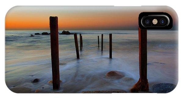 Santa Monica Sunrise IPhone Case