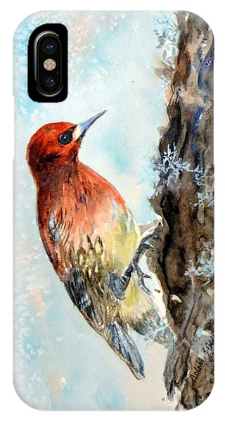 Sapsucker IPhone Case