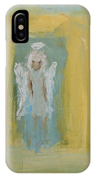 Sassy Frassy Angel IPhone Case