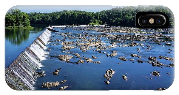 Savannah River Rapids - Augusta Ga 2 IPhone Case