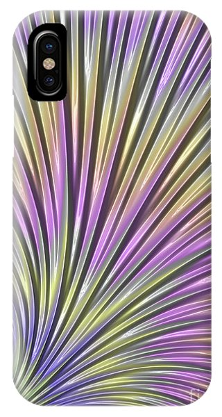 Fall Colors iPhone Case - Scallop by John Edwards