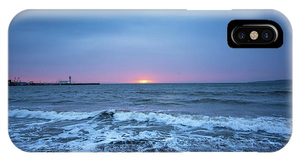Fishing Boat iPhone Case - Scarborough by Smart Aviation