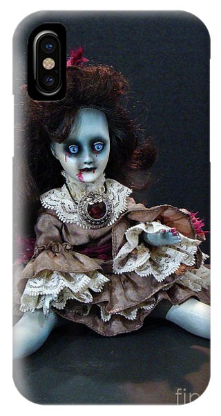 Scary Mary IPhone Case