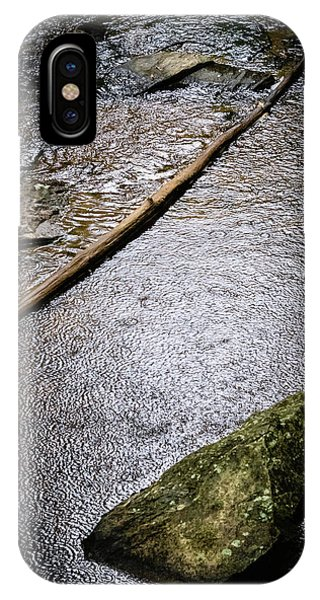 Scene By The Creek #1 IPhone Case