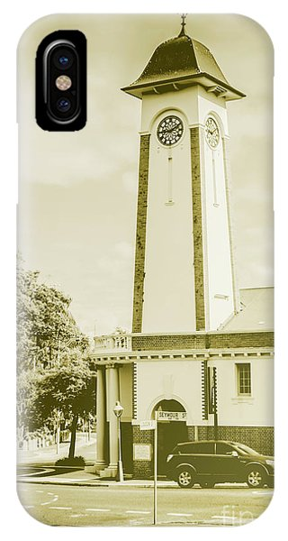 Exterior iPhone Case - Scenes From Old Sandgate by Jorgo Photography - Wall Art Gallery