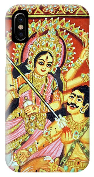 Scenes From The Ramayana IPhone Case