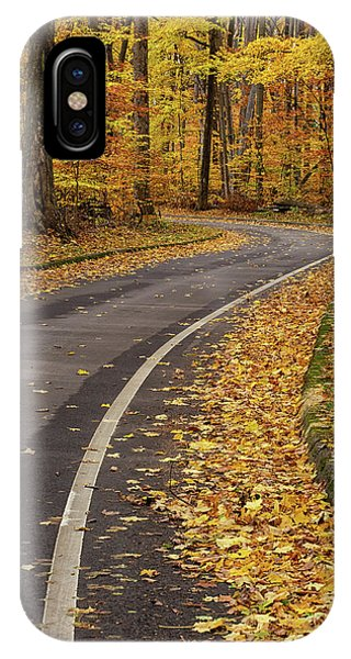 iPhone Case - Scenic Drive 3 by Heather Kenward