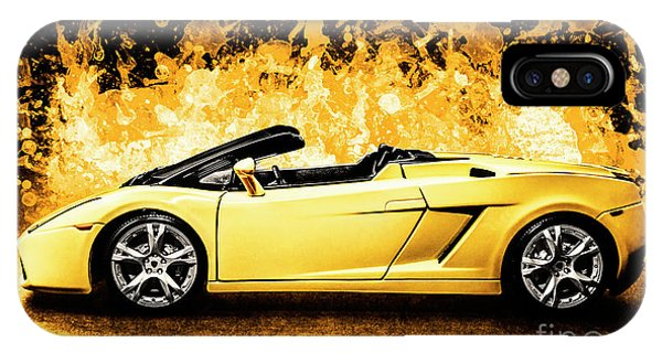 iPhone Case - Scorcher by Jorgo Photography - Wall Art Gallery