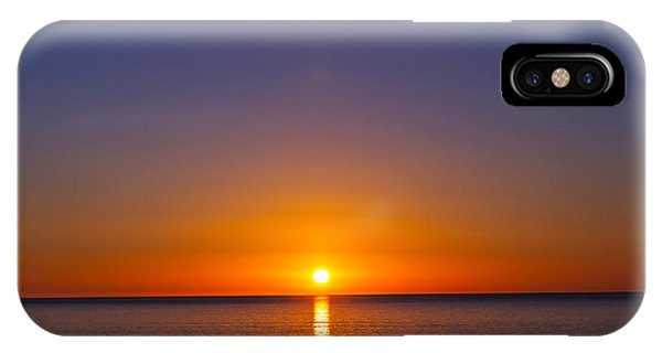Serenity iPhone Case - Sea Sunset by Galyna Andrushko