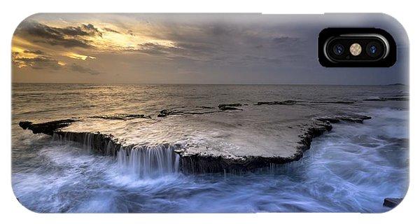 Sea Waterfalls IPhone Case