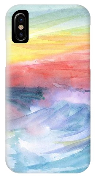 Sea Wave IPhone Case