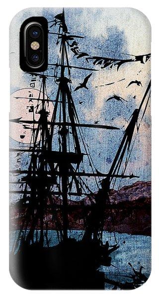 Seafarer IPhone Case