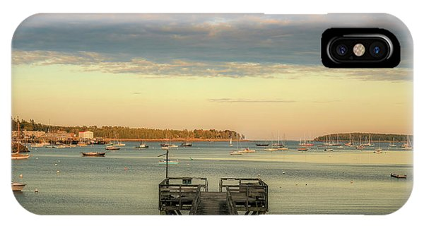 IPhone Case featuring the photograph Seal Harbor At Low Tide by Dan Sproul