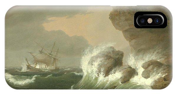 Seascape, 1835 IPhone Case
