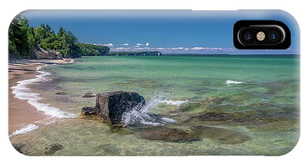 Secluded Beach IPhone Case
