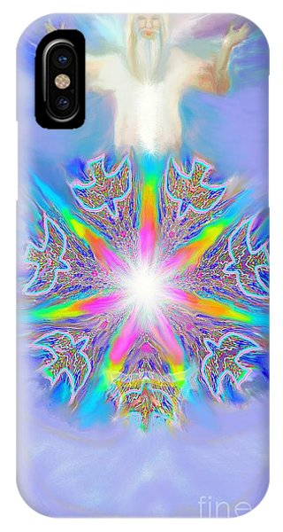 Second Coming IPhone Case