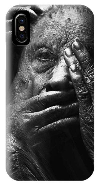 See No Evil Hear No Evil Speak No Evil IPhone Case