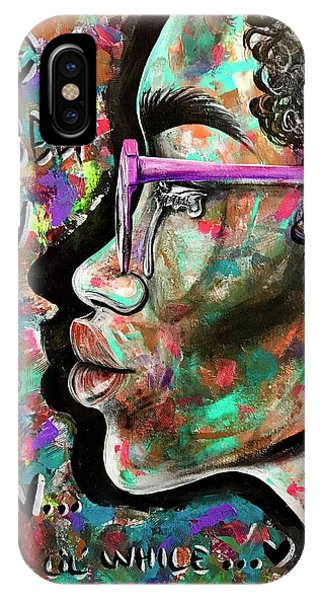 iPhone Case - See Yourself When All Is New  by Artist RiA