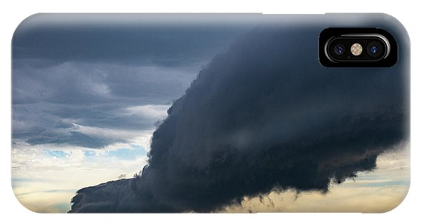 September Thunderstorms 003 IPhone Case