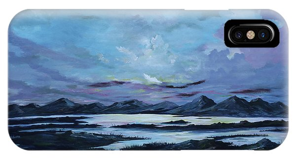 Serenity In Galway IPhone Case