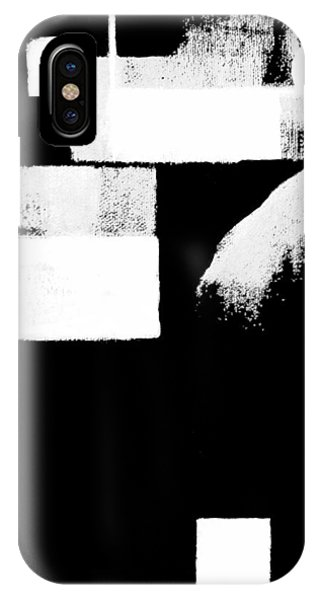 Seriously Black And White IPhone Case