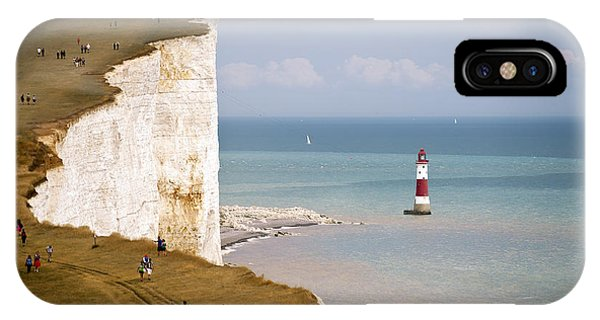 Sister iPhone Case - Seven Sisters National Park, View Of by Niepo