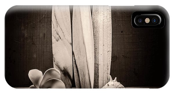 Surfboard iPhone Case - Seventies Surfing by Jorgo Photography - Wall Art Gallery