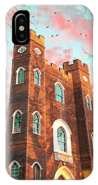 Severndroog Castle IPhone Case