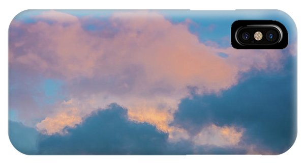 Shades Of Clouds IPhone Case