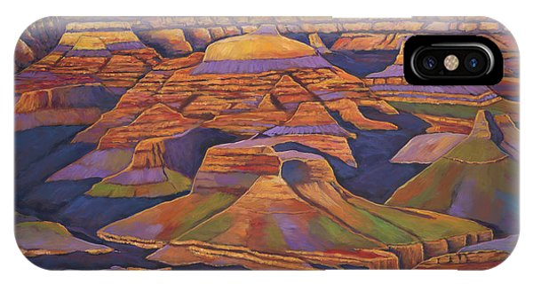 Desert iPhone Case - Shadows And Breezes by Johnathan Harris
