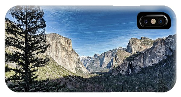 Shadows In The Valley IPhone Case