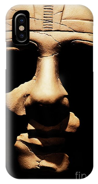 IPhone Case featuring the photograph Shadows Of Ancient Egypt by Sue Harper