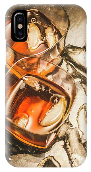 Whiskey iPhone Case - Shaken Not Stirred by Jorgo Photography - Wall Art Gallery